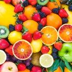 Ovoce v papilotě