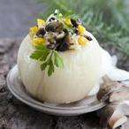 Milanovo houbové rizoto