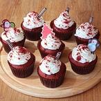 Tamarindové cupcakes