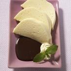 Pěna z bílé čokolády II