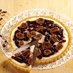 Rychlý koláč se sušeným ovocem