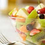 Ovocný salát s alkoholem