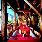 Restaurace Hliněná bašta: Romantická atmosféra