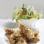 Křupavé kuřecí hranolky