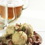 Duryňské bramborové knedlíky