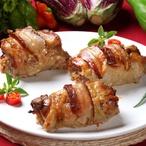 Drůbeží jatýrka ve slanině I