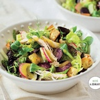 Vydatný jarní salát