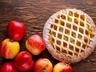 Francouzský jablečný koláč