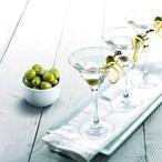 Suché martini s olivami