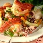 Insalata di mare - mořský salát