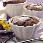 Čokoládové sufflé