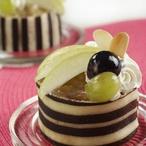 Jablkové dortíčky