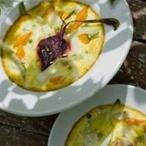 Omeleta s popencem