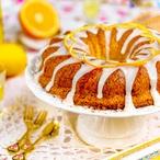 Citronová bábovka