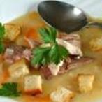 Staročeská polévka z kapra
