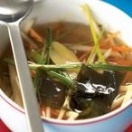 Miso polévka s kamutem