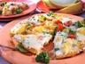 Pikantní indická omeleta