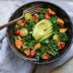 Žhavý africký salát