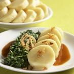 Domácí bramborové knedlíky