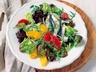 Sardinky se salátem z citrusů