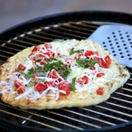 Pizza nagrilu