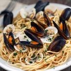 Těstoviny s mořskými plody