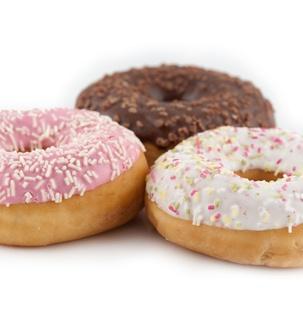 Americké donuty