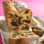 Bramborový chlebíček se sušeným ovocem