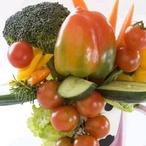 Zeleninová kytice