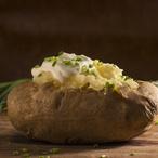 Pečené brambory I