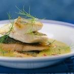 Ryba s bylinkovým máslem