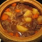 Nikujaga (maso s bramborami)