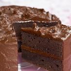 Rodinný čokoládový dort