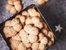 Sušenky s pohankovou moukou