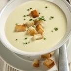 Bramborovo-květáková polévka