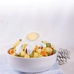 Bramborový salát s jablky