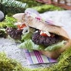 Hamburgery v ciabattě