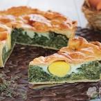 Torta pasqualina - Velikonoční koláč