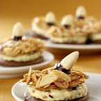 Jižanské mandlové koláčky