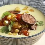 Kukuřičná polévka schilli