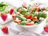 Jahodový salát I