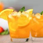 Pomerančový punč