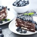 BORŮVKOVÝ BLACK CAKE