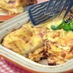 Zapečené lasagne s telecím masem