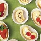 Briošky - základní těsto sladké