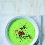 Ostrá brokolicová polévka