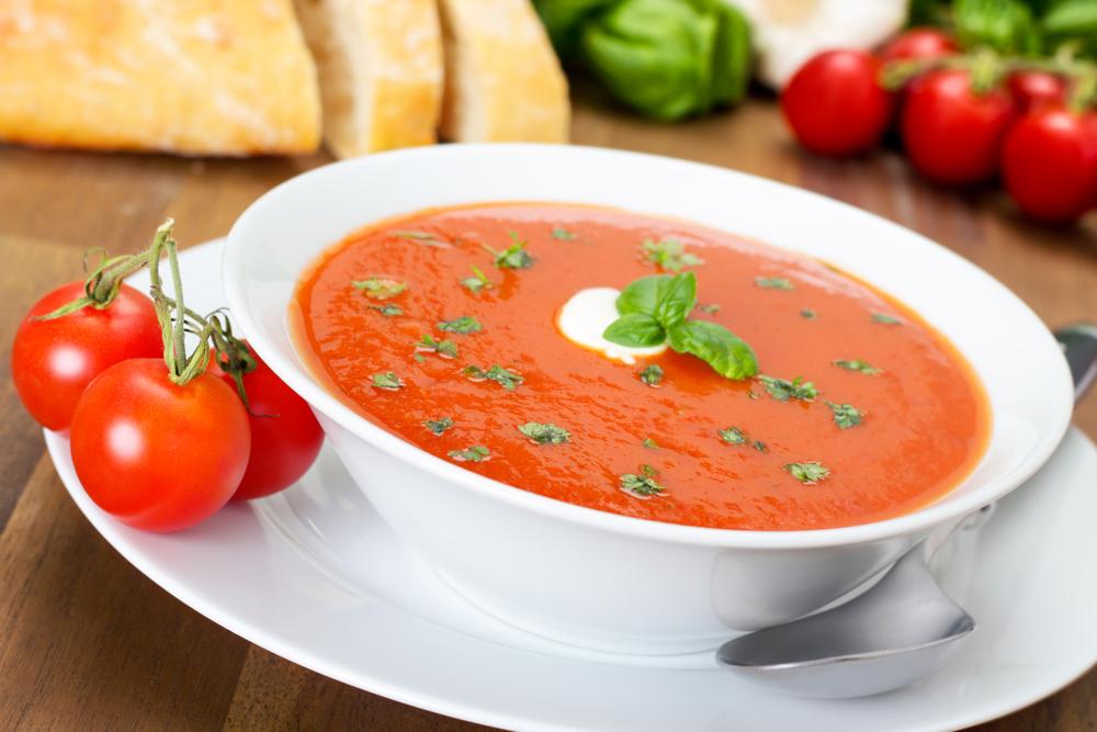 tomatova polevka